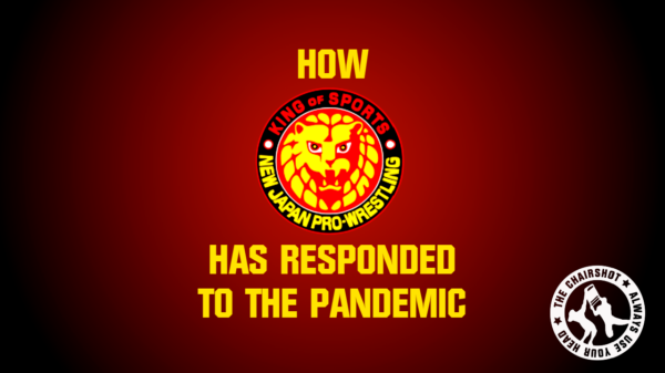 NJPW News During Pandemic