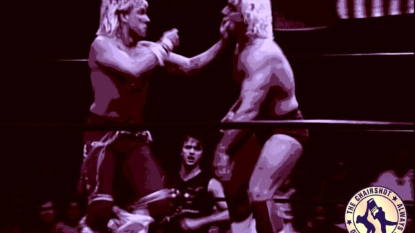 Ricky Morton Ric Flair Chairshot Edit