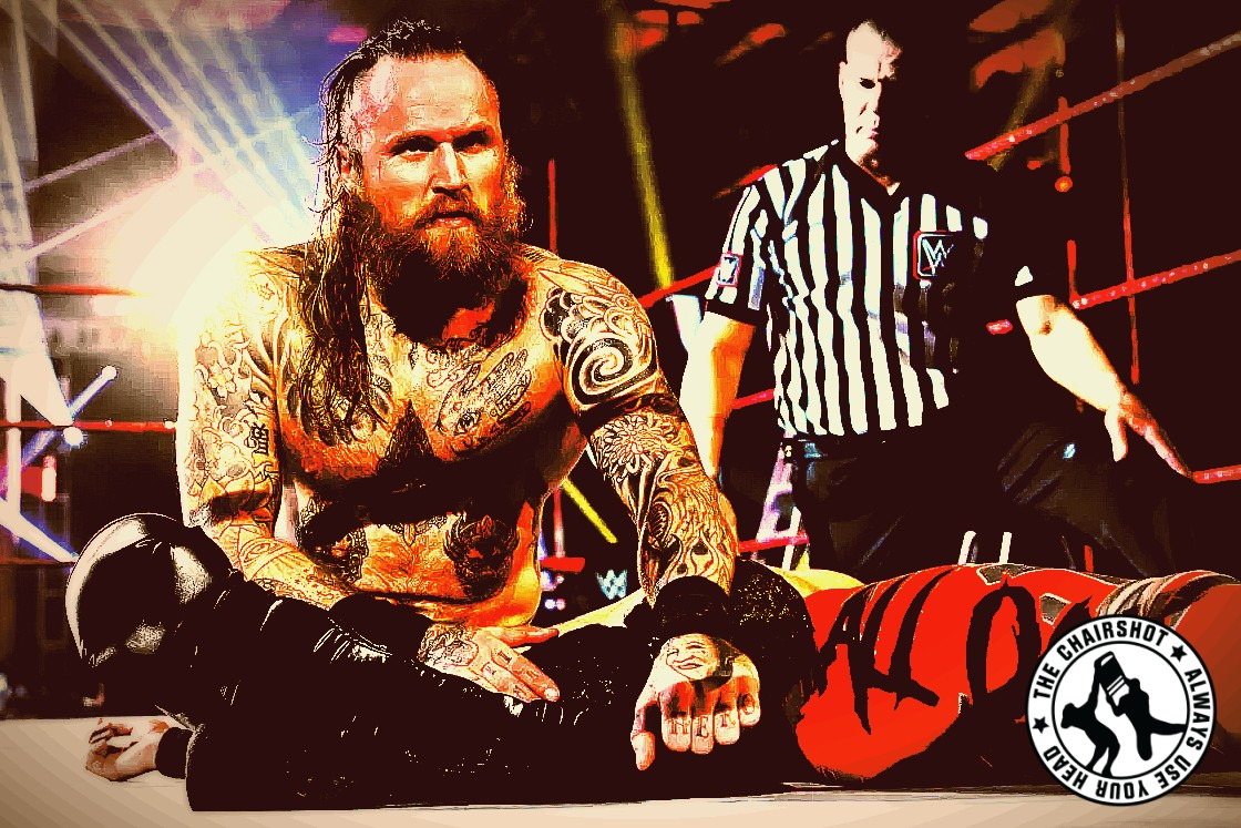 WWE Money In The Bank Aleister Black