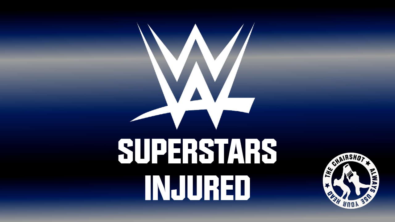 WWE Injury Report