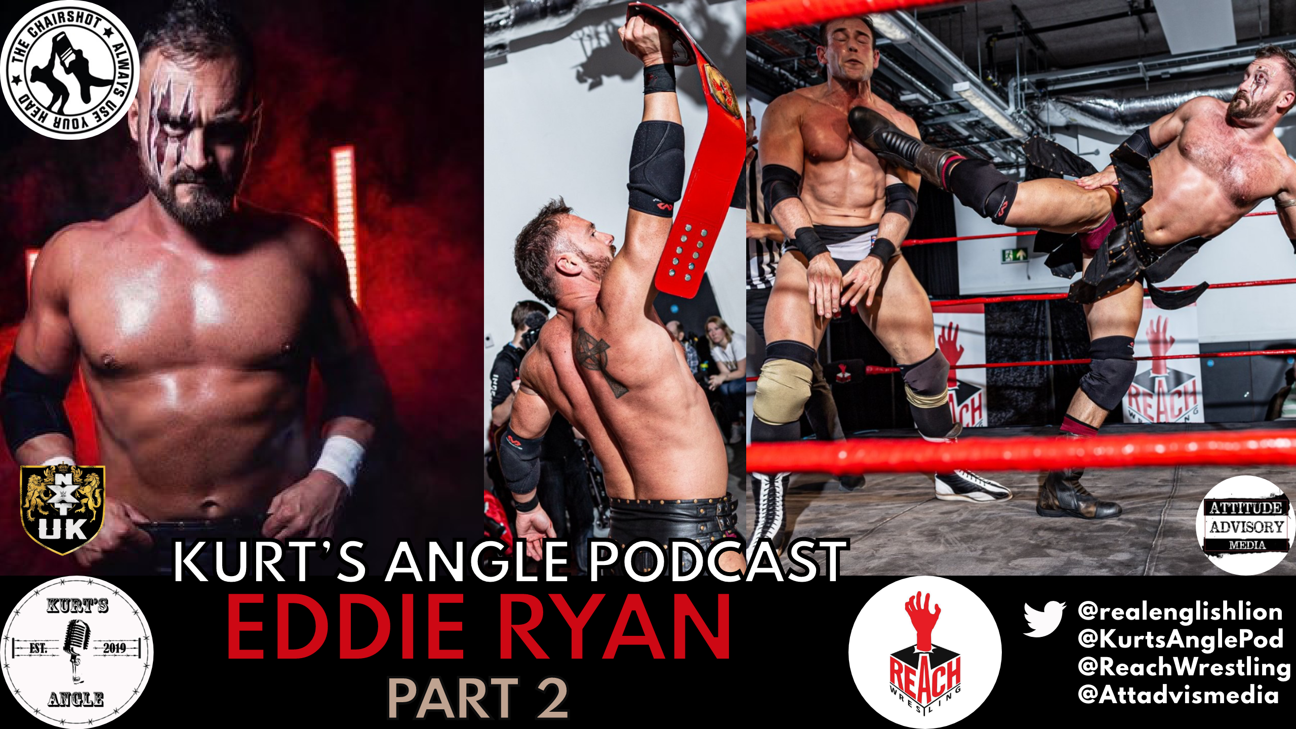 Kurt's Angle 12th June 2020 Eddie Ryan 2YT