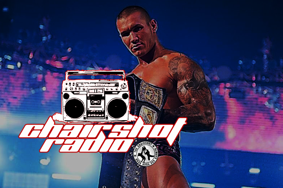 Chairshot Radio Randy Orton Graphic
