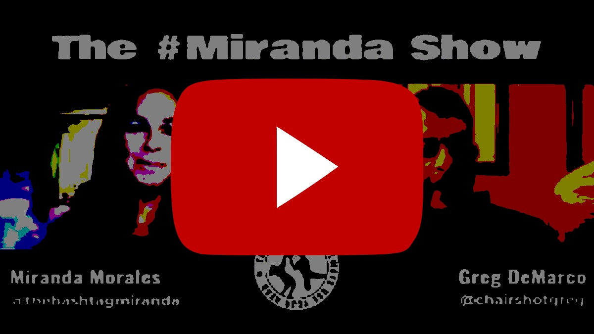 The #Miranda Show YouTube