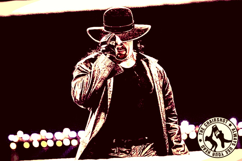 The Undertaker Chairshot Edit