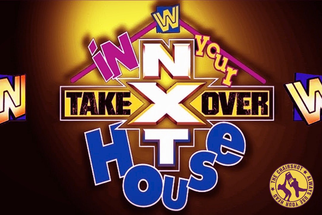 WWE NXT In Your House Chairshot Edit