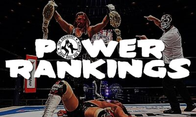 Chairshot Power Rankings EVIL
