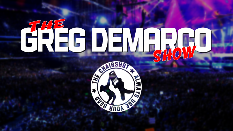 Greg DeMarco Show WrestleMania WWE