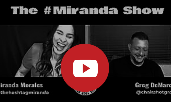 Miranda Show YouTube Graphic