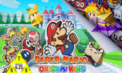 Paper Mario The Origami King - Featured Image