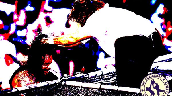 Undertaker Mankind Mick Foley WWE Hell In A Cell WWF Chairshot Edit
