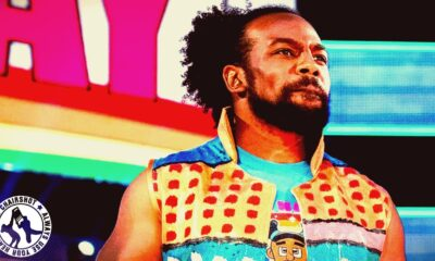 Xavier Woods G4 WWE Chairshot Edit