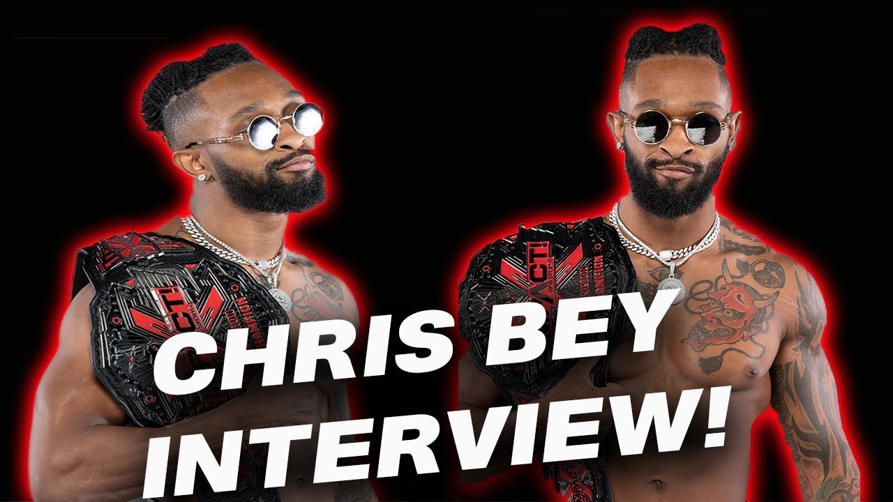 Chris Bey Interview