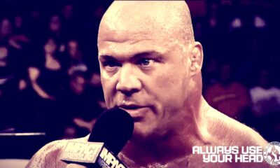 Kurt Angle TNA Impact Wrestling Chairshot Edit