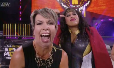 Vickie Guerrero Nyla Rose AEW Women's Division