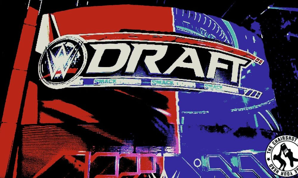 WWE Draft Chairshot Edit