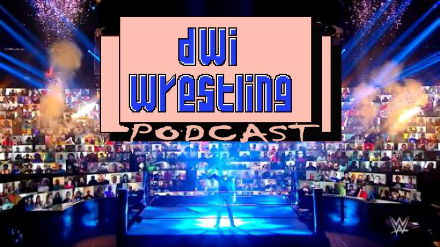 DWI Wrestling Podcast Logo 2020.08.26