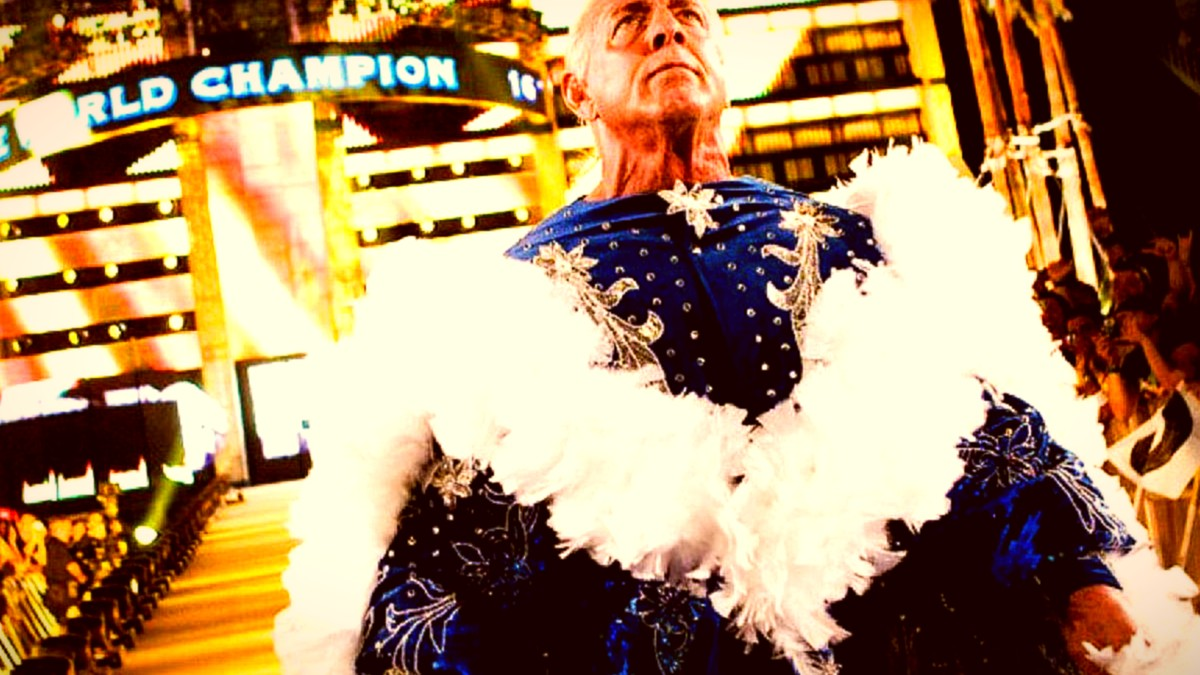 Ric Flair WrestleMania 24