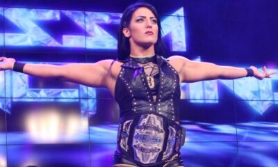 Tessa Blanchard Impact World Champion WWE NXT Evolution
