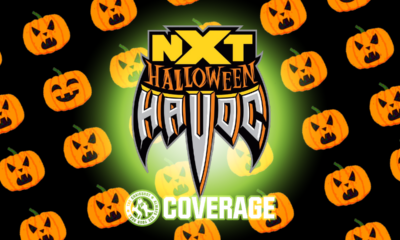 NXT Halloween Havoc Coverage