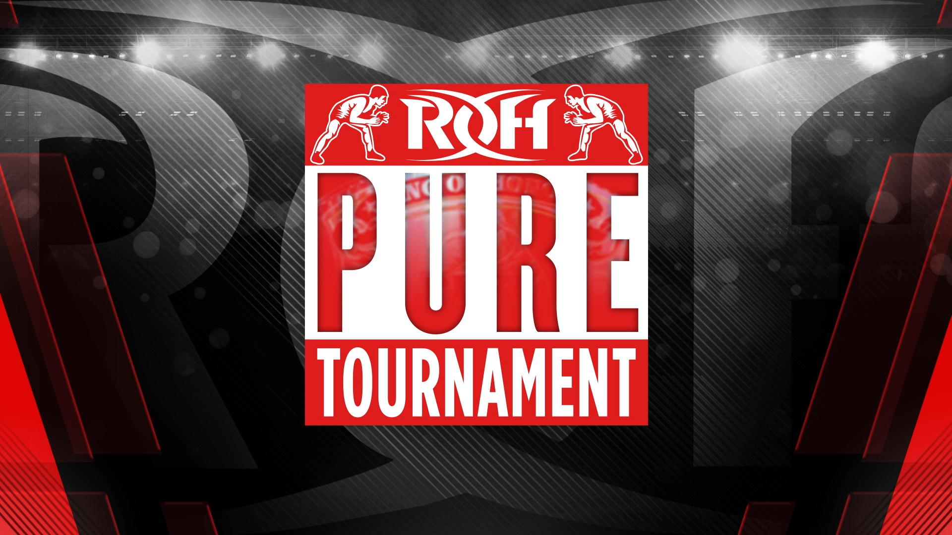 ROH Ring Of Honor Pure Tournament Pure Championship