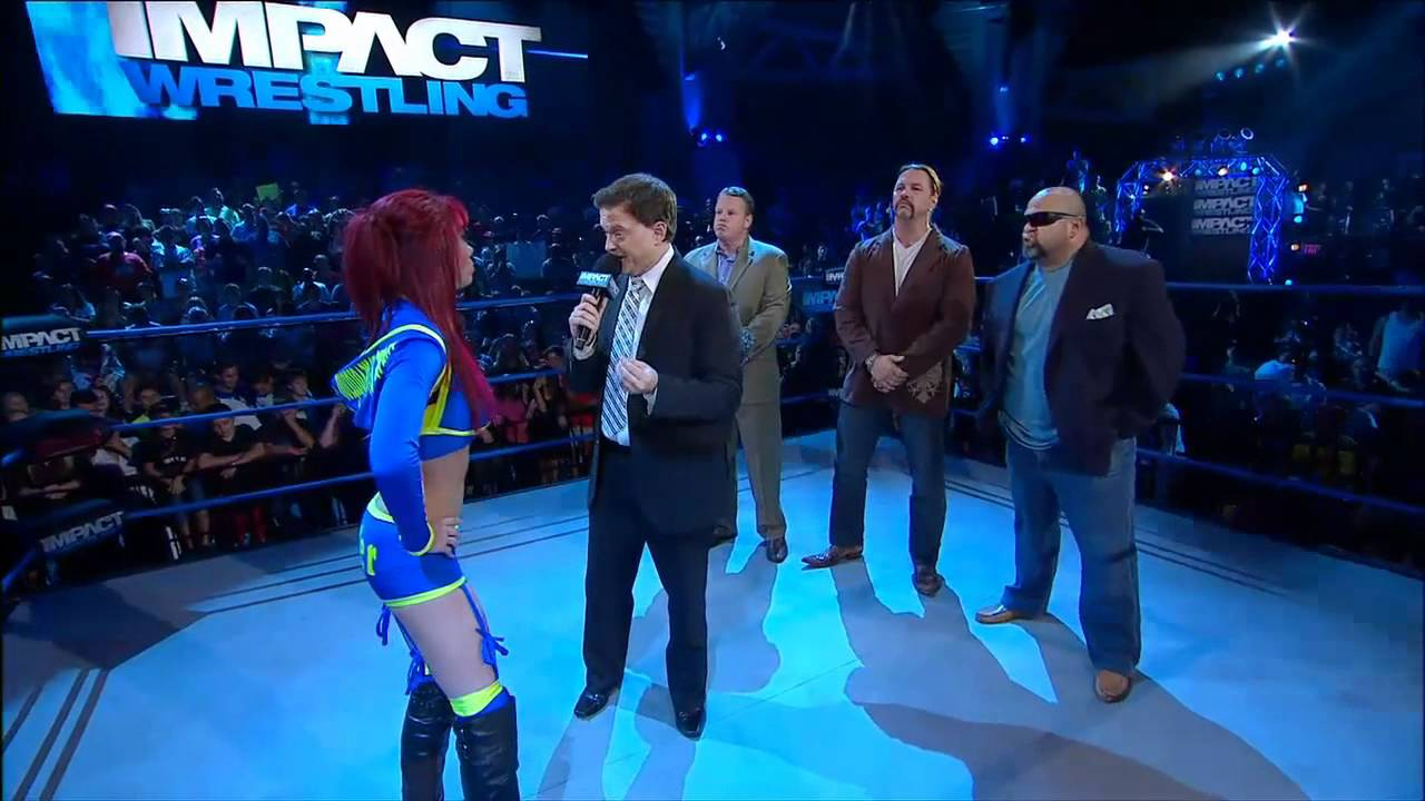 Taeler Hendrix TNA Gut Check