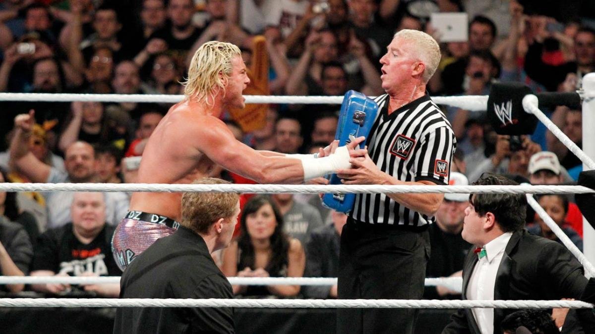 WWE Raw Dolph Ziggler Cashes In Money In The Bank