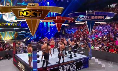 WWE Survivor Series 2019 Raw Smackdown NXT