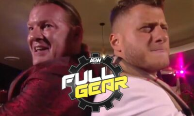 AEW Full Gear Chris Jericho MJF