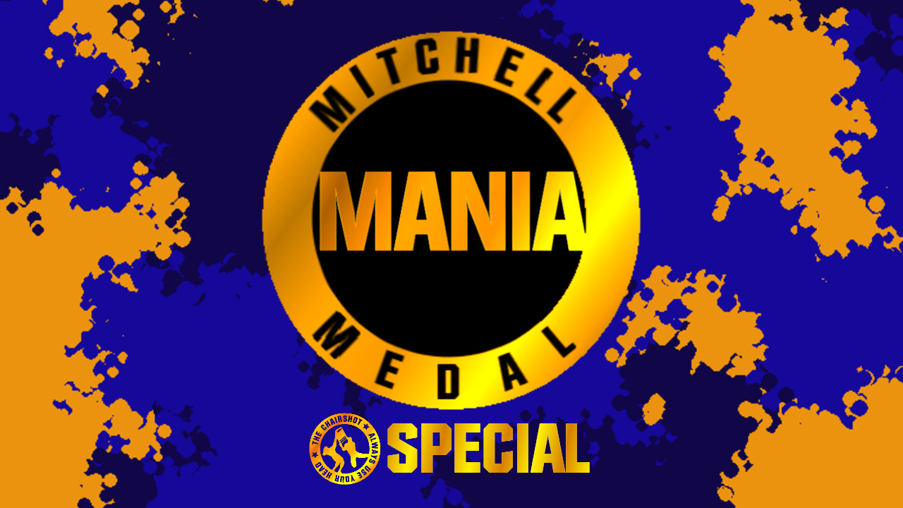 Mitchell Medal Mania Special