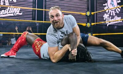 WWE NXT Timothy Thatcher