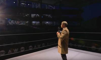 AEW Cody Rhodes Speech