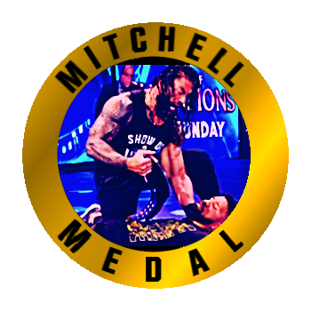 Mitchell Medal Tribal Chief