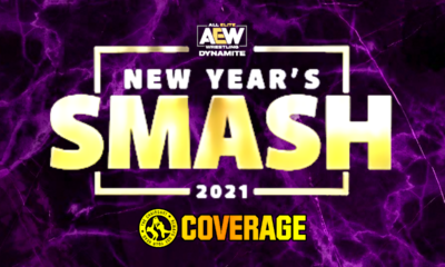 AEW New Year's Smash 2021