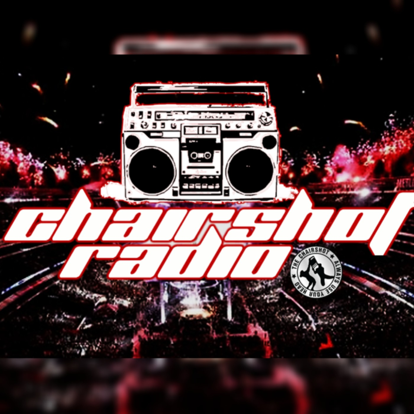 Chairshot Radio Square 1400