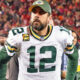 NFL Divisional Round Playoffs Aaron Rodgers Green Bay Packers