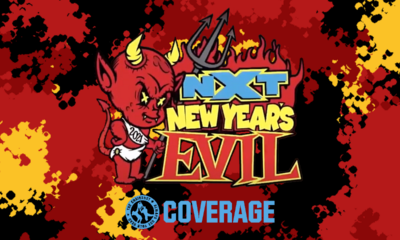 NXT New Year's Evil