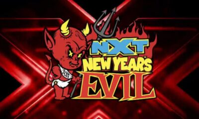 WWE NXT New Year's EvilWWE NXT New Year's Evil