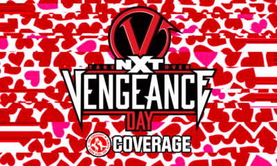 TakeOver: Vengeance Day Coverage