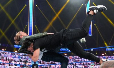 WWE Smackdown Roman Reigns Edge