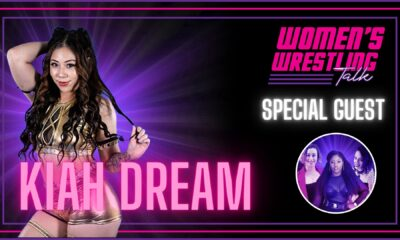 Women's Wrestling Talk Kiah Dream