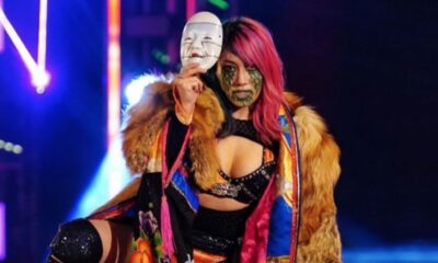 Asuka WWE Raw Women's Champion