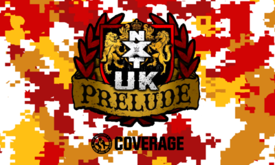 NXT UK Prelude coverage