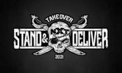 WWE NXT Takeover Stand And Deliver