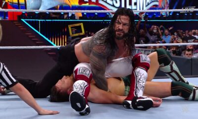 WWE WrestleMania 37 Roman Reigns Edge Daniel Bryan