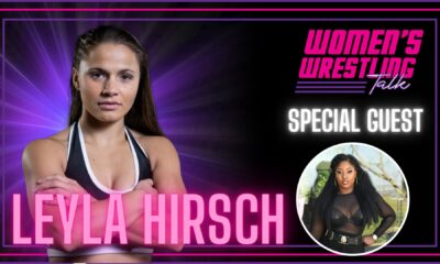 Women's Wrestling Talk Leyla Hirsch