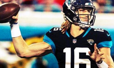 Trevor Lawrence Jaguars Photo Edit